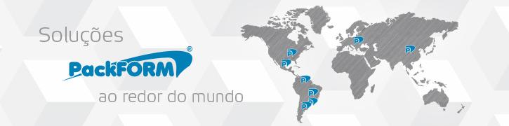 Soluções PackFORM ao redor do mundo